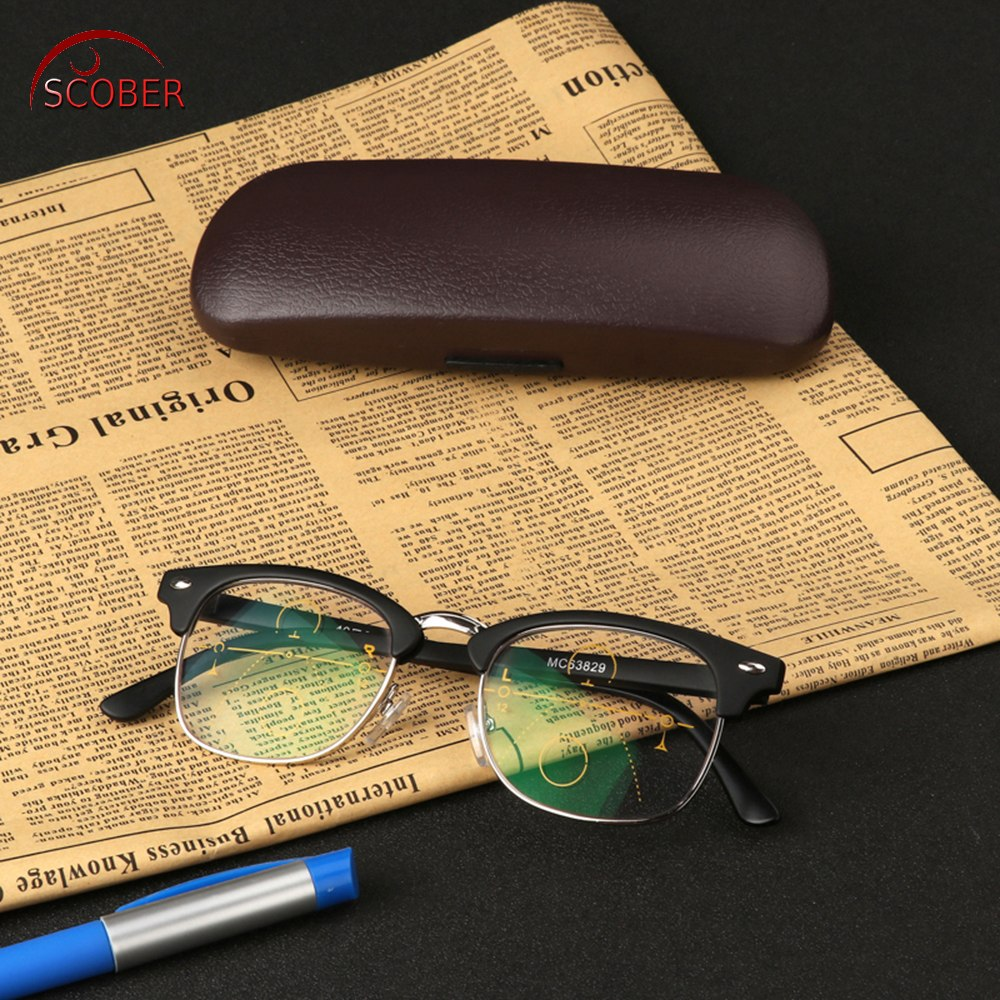 d62f39c19b BSGlondon Retro Series Progressive Multifocal Reading Glasses ...