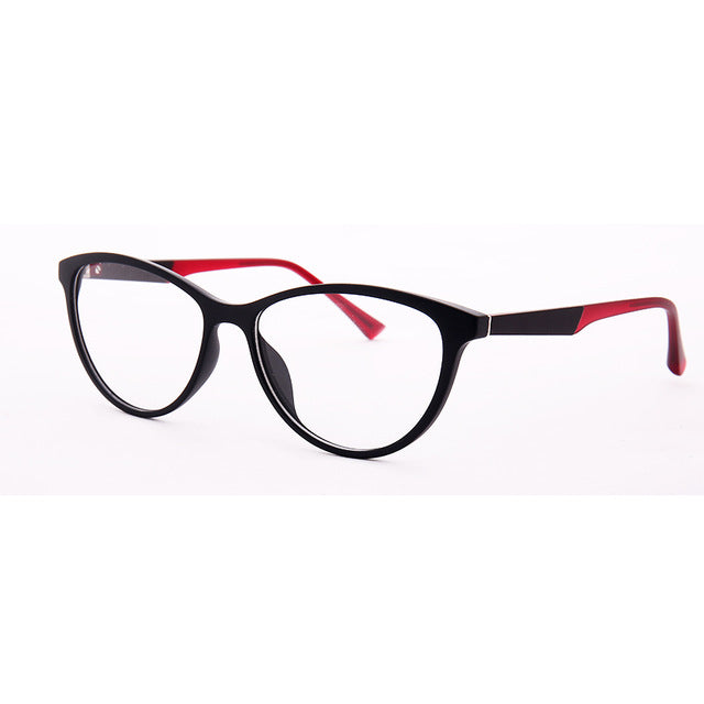 1b06e8e9e0 ... Reading Glasses for Women Frame Glasses Eyeglasses Retro Vintage Style  ...