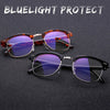 Computer Glasses Frame Anti Blue Light Ray Eyeglasses PC Game Unisex Optical Anti Fatigue