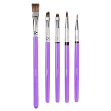 Decorating Brush Set Wilton (5pcs )