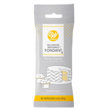 Wilton white fondant 4.4oz