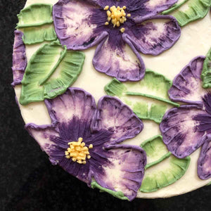 Buttercream Embroidery LIVE Class by Thida Bevington (Coming Back Soon!)