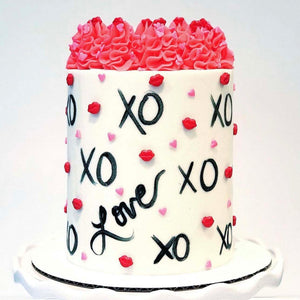 XO Cake Supplies by Eat Me Sweets