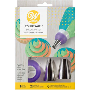 Wilton Color Swirl Decorating Set
