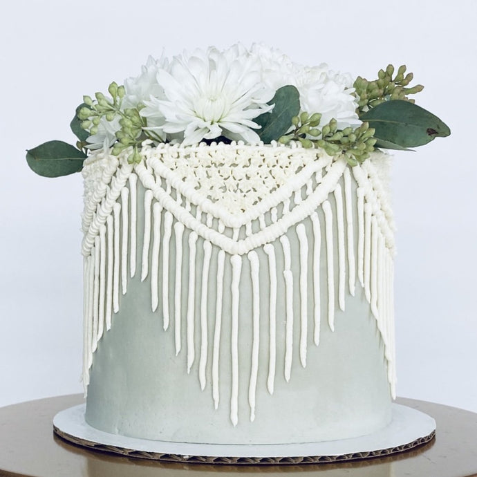 Macrame Cake Supplies by Buttercream Lane Cakes