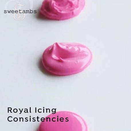 Lesson 2 - Royal Icing Consistencies by Amber Spiegel (Video Tutorial)