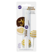 Wilton gold metallic paint brush