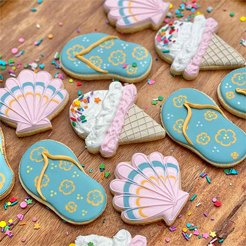Cookie Decorating for the Total Beginner by The Painted Pastry (Coming Back Soon!)