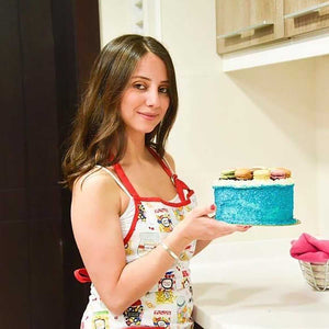 Baking the Perfect Layered Cake LIVE Masterclass with Chahrazad (Coming Back Soon!)