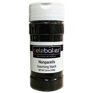 Booming Black Nonpareils