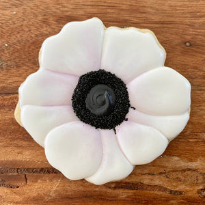 Anemone Cookie Cutter by The Painted Pastry