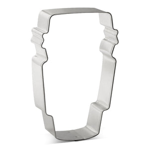 Latte Cup Cookie Cutter 4 in