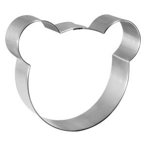 Bear Face Cookie Cutter