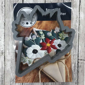Bouquet Cookie Cutter by The Painted Pastry