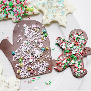 Festive Chocolate Bark Supplies by Find Your Cake Inspiration
