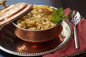 Chicken Biryani - Pantry Kit (serves 2) - Global Belly