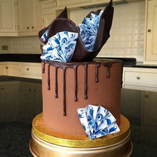 One-on-One Online Class: Perfecting a Chocolate Ganache Drip and a Chocolate Sail