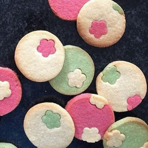 One-on-One Online Class: Shortbread and Cookies by Thida Bevington