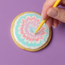 Decorated Cookies for Beginners Supplies & Tutorial by SweetAmbs