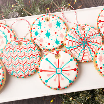 Beginner Royal Icing Cookie Decorating LIVE Online Class with Sweetambs (Coming Back Soon)