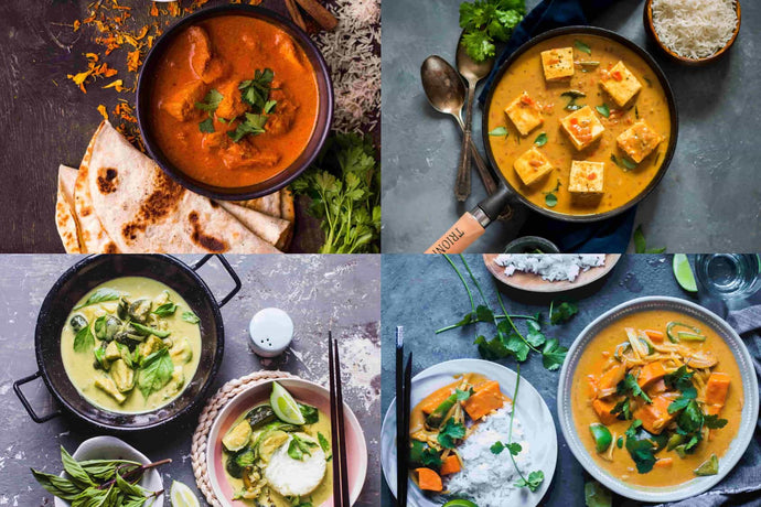Favorite Curries (4 kits)