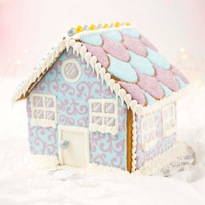 All Stars Gingerbread House Kit (4 designs in 1)