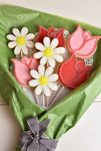 In Full Bloom Cookie Pops by Haniela's