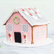 All-Stars Gingerbread House Kit (4 designs in 1)