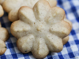 Chai Spritz Cookies Supplies and Tutorial by Milk and Cardamom