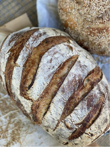 Sourdough Bread Making with Fiona (Jan 30th and 31st)