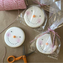 Snowman and Mitten Cookie Class by The Painted Pastry (Saturday, January 16th)