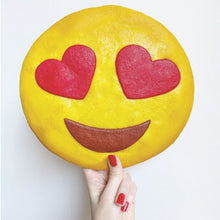 Stuffed Emoji Cookie by Wendy Kou (makes 1 colossal cookie)
