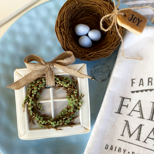 Farmhouse Decor Cookies Supplies by The Floured Canvas