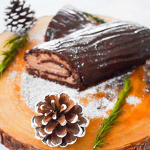 Chocolate Yule Log (Buche de Noel) LIVE Masterclass with Chahrazad (Coming Back Soon!)
