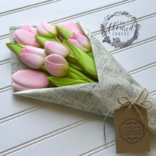 Tulip Bouquet Cookies with The Floured Canvas (Pre-recorded Class)