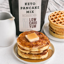 Keto and Gluten free Pancake Mix by Low Carb Yum