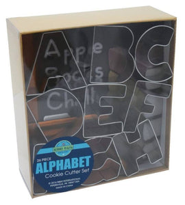 Regular Alphabet Set In Box 26