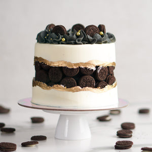 Oreo Fault-line Cake LIVE with Rosie's Dessert Spot  (Coming Back Soon!)