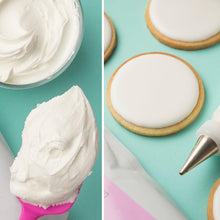 Beginner Royal Icing Cookie Decorating LIVE Online Class with Sweetambs (Saturday, August 22nd, 11am EST)