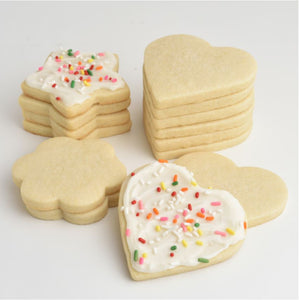 Vanilla Cookie Mix by Haniela's (24 cookies)
