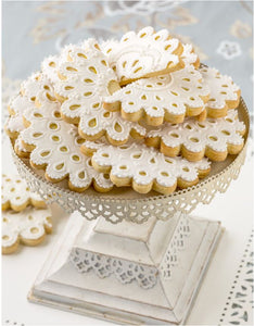 Cookie Art: Sweet Designs for Special Occasions by Amber Speigel