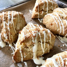 One-on-One Online Class: English Scones and Biscuits by Thida Bevington
