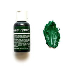 Forest Green Liqua-Gel Food Coloring 20ml