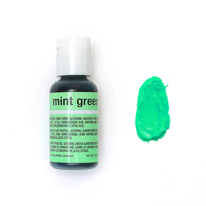 Mint Green Liqua-Gel Food Coloring 20ml
