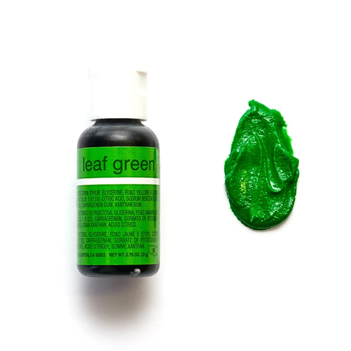 Leaf Green Liqua-Gel Food Coloring 20ml