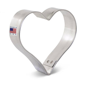 Mini Heart Cookie Cutter 2x2 1/4""