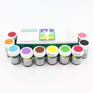Multicolor Mac Starter Kit by Stay Sweet
