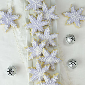 Snowflake Color 5 Pc Set