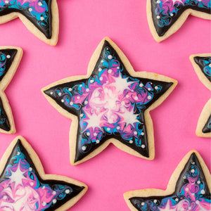 Galaxy Star Cookies Supplies & Instructions by SweetAmbs