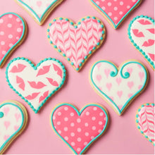 SweetHearts Cookies Supplies and Tutorial by SweetAmbs